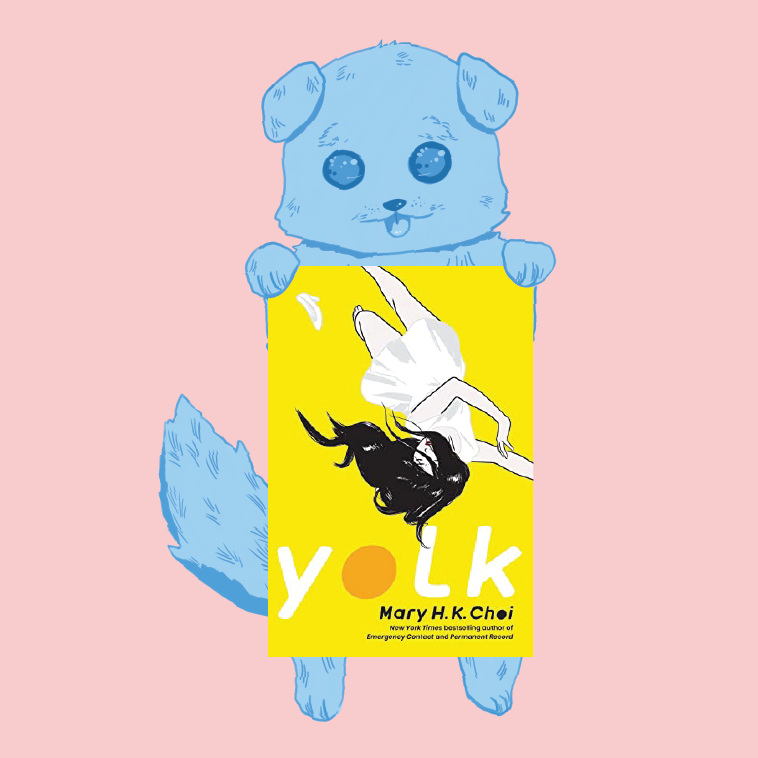 Yolk by Mary H.K. Choi // BookReview