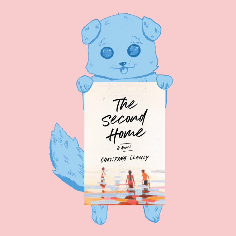 The Second Home by Christina Clancy // BookReview